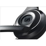 Sennheiser PC 8 USB Stereofonico Padiglione auricolare Nero