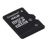 Kingston Technology 4GB microSDHC 4GB MicroSDHC Flash Classe 4 memoria flash