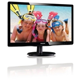 Philips Monitor LCD con retroilluminazione a LED 220V4LSB/00