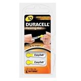 Duracell DA10 ACUSTICA batteria per uso domestico Batteria monouso Zinco aria