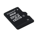 KINGSTON 8GB MICROSDHC CLASS 4 FLASH CAR D