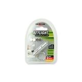 Ansmann 1600 0037 torcia Torcia portachiavi Metallico LED