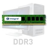 Integral 8GB DDR3 1600 memoria 1600 MHz Data Integrity Check (verifica integrità dati)