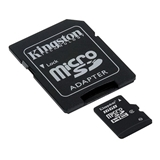 Kingston Technology 16GB microSDHC 16GB MicroSDHC memoria flash