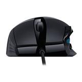 Logitech G402 mouse USB Ottico 4000 DPI