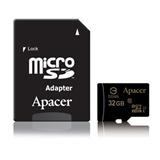 Apacer microSDHC UHS I Class10 32GB memoria flash Classe 10