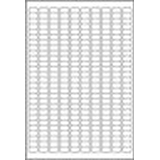 Avery L4730REV-25 etichetta per stampante Bianco Etichetta per stampante autoadesiva