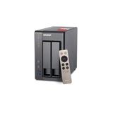 QNAP TS 251+ Collegamento ethernet LAN Tower Grigio NAS