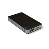 Celly PB4000ALUSV batteria portatile Ioni di Litio 4000 mAh Nero, Argento