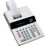 Canon P29-D IV calcolatrice Scrivania Calcolatrice con stampa Bianco