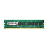 Transcend 4GB DDR3 240Pin Long DIMM memoria 1333 MHz Data Integrity Check (verifica integrità dati)