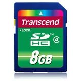 Transcend TS8GSDHC4 memoria flash 8 GB SDHC
