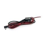 Brother PA-CD-600WR adattatore e invertitore Auto Nero, Rosso