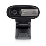Logitech C170 5MP 640 x 480Pixel USB 2.0 Nero, Argento