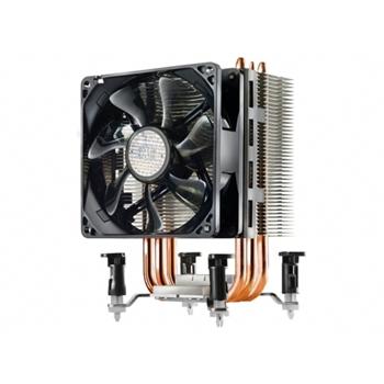 Cooler Master Hyper TX3 EVO Processore Refrigeratore 9,2 cm Nero, Argento