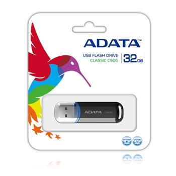 ADATA 32GB C906 unità flash USB USB tipo A 2.0 Nero