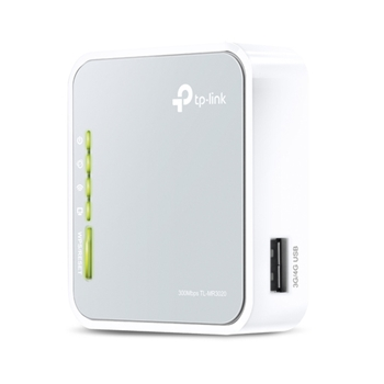 TP-LINK TL-MR3020 dispositivo di rete cellulare Apparecchiature di rete wireless cellulare