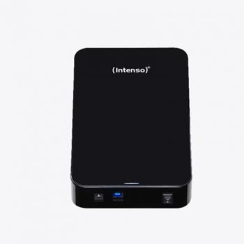 External HDD Intenso Memory Center 3.5'' 2TB USB3, Black