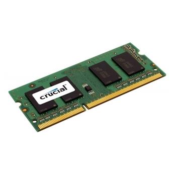 Crucial 8GB DDR3 SODIMM memoria DDR3L 1600 MHz
