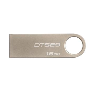 Flash USB 2.0 16GB Kingston DT-SE9H USB 2.0, Champagnerfarben