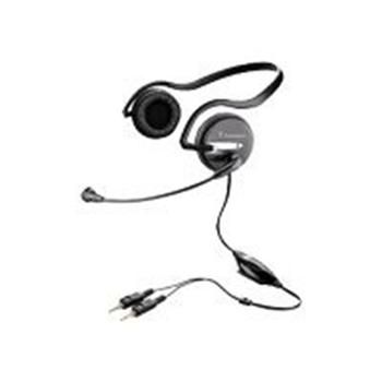 Plantronics Audio 345 Stereofonico Nero