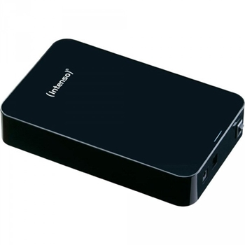 "INTENSO HARD DISK ESTERNO 3,5"" NERO 3TB USB 3.0 MEMORY CENTER"