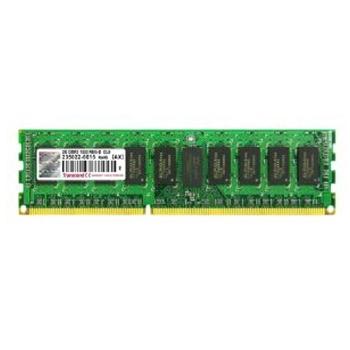 Transcend DDR3 8GB memoria 2 x 8 GB 1600 MHz Data Integrity Check (verifica integrità dati)