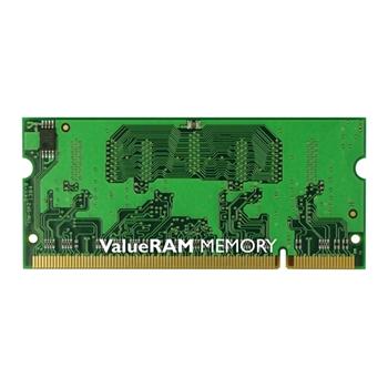 Kingston Technology ValueRAM 2GB 800MHz DDR2 Non-ECC CL6 SODIMM 2GB DDR2 800MHz memoria
