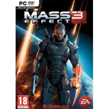 Electronic Arts Mass Effect 3, PC