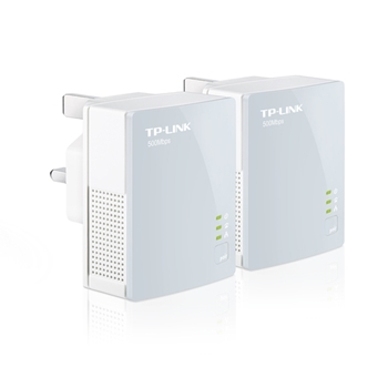 TP-LINK TPLINK POWERLINE AV600 600MPS KIT TL-PA411KIT