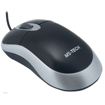 Techsolo Mouse USB MS-Tech SM-25 optical, 800dpi, 3 buttons