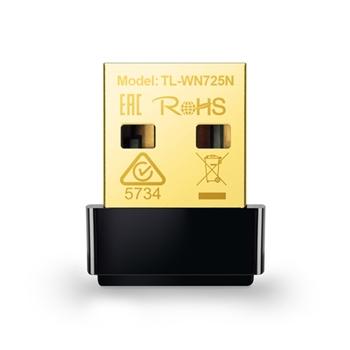 TPLINK SCHEDA DI RETE WIFI NANOUSB 150M TL-WN725N