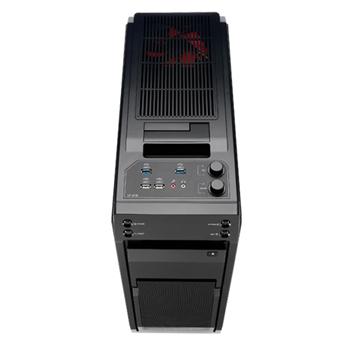 Case ATX Midi Chieftec LF-01B-OP w/o PSU, Libra Series