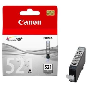 CANON CLI-521GY SERBATOIO GRIGIO