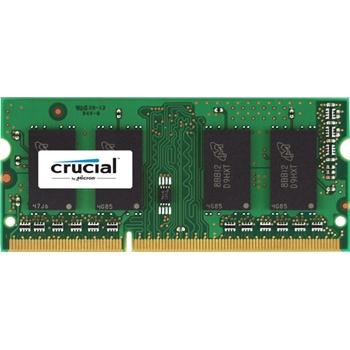 Crucial PC3-12800 4GB memoria DDR3 1600 MHz