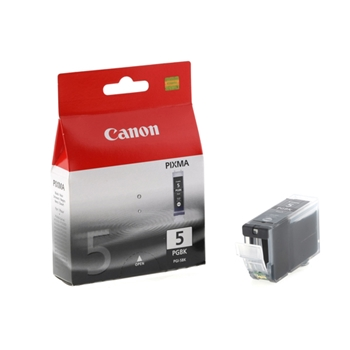 Canon Ink PGI-5BK black iP3300/4300/5300/iX/MP's (x)