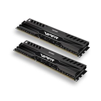 PATRIOT 16GB 2x8GB Kit DDR3 1866MHz Dual Channel XMP BLACK MAMBA