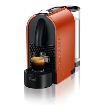 DeLonghi Pulse EN 110.O Macchina per caffè con capsule 0.7L 14tazze Nero, Rosso