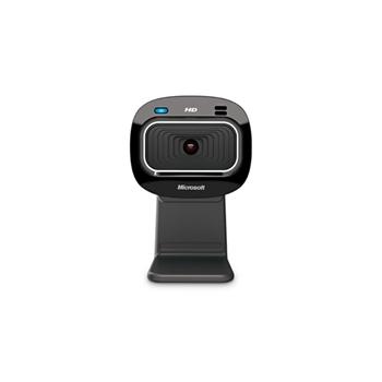 Microsoft Hardware Webcam Microsoft LifeCam HD-3000 USB, black