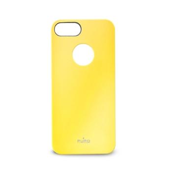 PURO Soft custodia per cellulare Cover Giallo