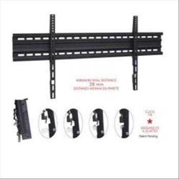 ITB AMOM06139 supporto da parete per tv a schermo piatto Nero