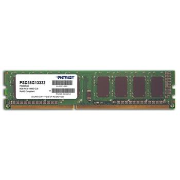PATRIOT DDR3 SL 8GB 1333MHZ UDIMM 1x8GB