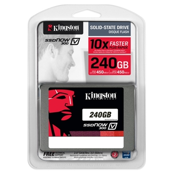 Kingston Technology SSDNow V300 240GB Serial ATA III