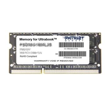 PATRIOT DDR3 SL 4GB 1600MHZ 1.35V SODIMM 1x4GB