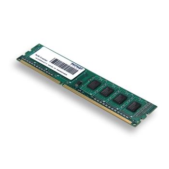 PATRIOT DDR3 SL 4GB 1600MHZ UDIMM with HS 1x4GB