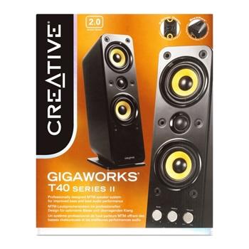 Creative Labs GigaWorks T40 Series II 32W Nero altoparlante
