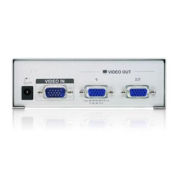 Video splitter Aten 2 Port VGA 350MHz