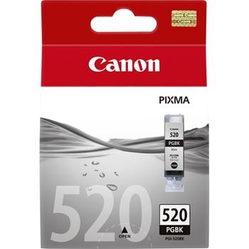 Canon PGI-520BK Originale Nero per foto 1 pezzo(i)