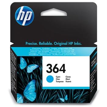 HP INC CARTUCCIA INK CIANO N.364