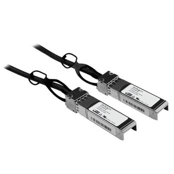 StarTech.com Cisco SFP-H10GB-CU3M Compatibile SFP+ 10-Gigabit Ethernet (10GbE) Cavo Passivo Twinax ad attacco diretto - 3 m